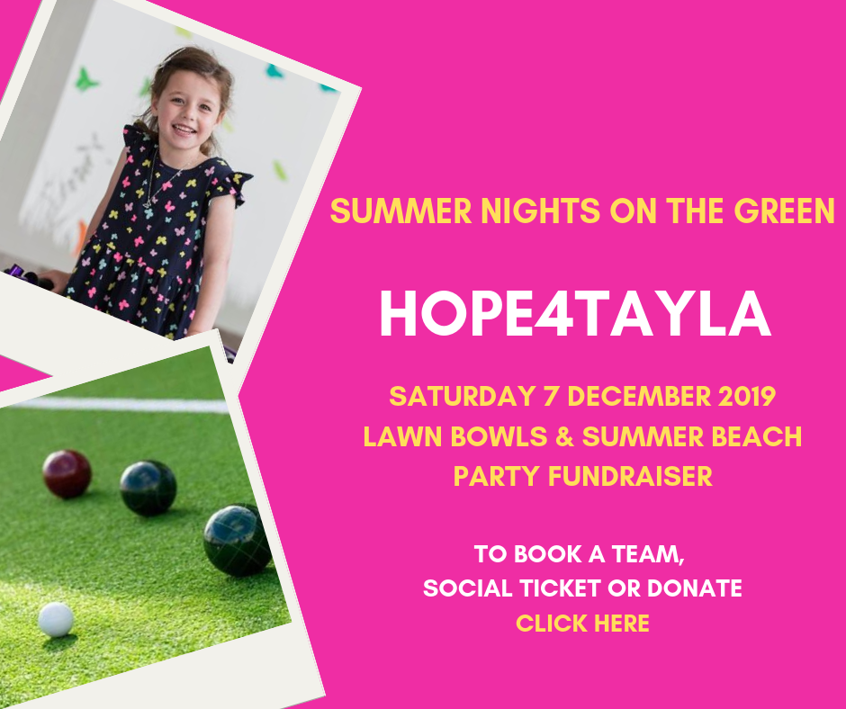 SUMMER NIGHTS ON THE GREEN - HOPE4TAYLA